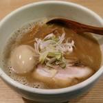 はな・3 - 料理写真:【味玉らーめん】¥780