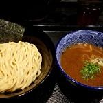 麺屋 中川會 - 濃厚魚介つけめん:820円