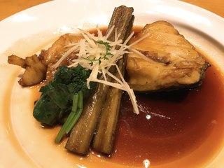 和食・酒 えん 品川ウィング高輪店 - ●メロカマの煮付け