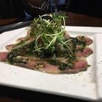 Ruelle - 鮮魚のカルパッチョ