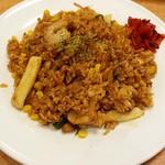 レストラン シラツユ - メキシカンピラフ:850円