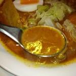 77008206 - 余計なうま味をそぎ落とした、繊細な味のスープ