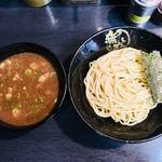 無鉄砲つけ麺無極 - つけ麺 細麺 並盛 830円