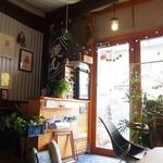 バックヤード カフェ -