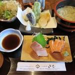 山忠  - 料理写真:おさかなランチ