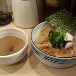 人形町 麺や わたる - 旨辛つけ麺(850円)