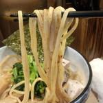 人形町 麺や わたる - 麺