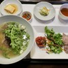 Won Grandma Noodle & Bossam - 料理写真:「Noodle table menu with Bossam(보쌈반상-원할머니국수)」12800ウォン