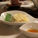 小川家 - 料理写真:湯葉の刺身