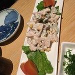 久 - 蓮根サラダ