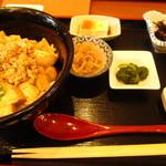 通りゃんせ - 豆腐丼御膳
