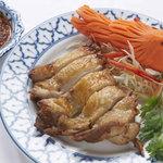 鶏肉の炙り焼き(ガイヤーン)