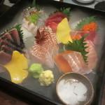 旬魚と個室 和食りん  - 鮮魚の宝石箱 880円×3