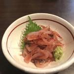 77016941 - 桜海老 刺身