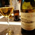 K - ドメーヌ・デ・トゥールというワインを頂きました