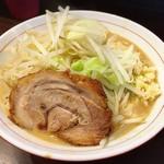 零一弐三 - 料理写真:ミニラーメン
