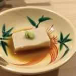 77023359 - ゴマ豆腐