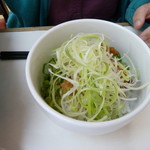 佐野サービスエリア(下り線)レストラン・スナックコーナー - 鶏から丼