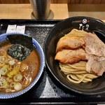 77024405 - つけ麺(小) チャーシュー増
