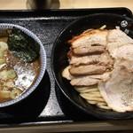 77024407 - つけ麺(大) チャーシュー増増