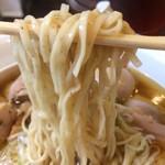 麺屋あごすけ - 麺