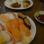 すたみな太郎 - 料理