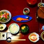 龍洞 - 朝食も美味し