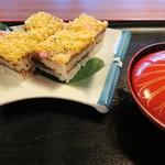 梅ヶ枝荘 - 大村寿司吸い物付き