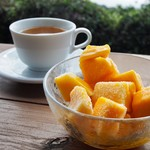 77026662 - うっちん茶と「マンゴーの森」