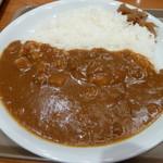 那須高原サービスエリア上り線フードコート - 料理写真:ビーフカレー