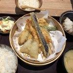 天ぷら海鮮友福 -