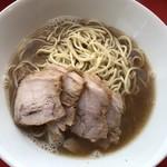 自家製麺 伊藤 - 肉そば 小 750円 ネギ抜き