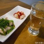 エマノン - 獺祭 純米大吟醸50(山口)&鮭の白子