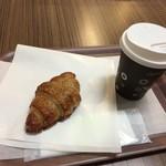 café ラ・ネージュ - モーニングセットB