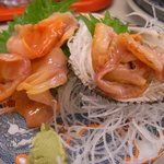 まるみ寿し - 赤貝刺身