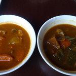 和生 - スープカレー2種類