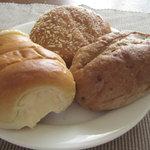 ぱん屋 永井商店 - 料理写真:購入したパン