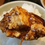 sai-蓮花 - 四川麻婆豆腐定食