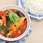 メナムのほとり - 料理写真:料理写真