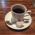 パーラー・オオタキ - ホットコーヒー