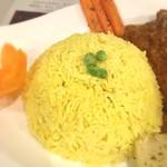 ラフィー インディアンレストラン - 俺のバスマティ♡