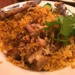 マジデハマル - 料理写真:カオモックガイ