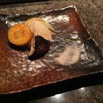 ステーキハウス ミディアムレア - 季節の焼野菜