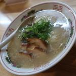 鶏めし ラーメン さん-いち - 鶏白湯系ラーメン 塩