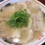 一葉軒 - チャーシューメン750円