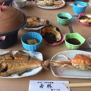 お食事処 若林 - 料理写真:蟹ランチ