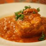 マチルダ - 料理写真:豚バラ肉トマト煮込み