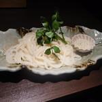 個室×夜景 肉バル 真 - うどん