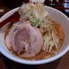 らーめん蓮 - 料理写真:味噌らーめん・野菜マシニンニクマシ(790円)