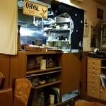 ボア・セレスト 牛タン焼 - 厨房